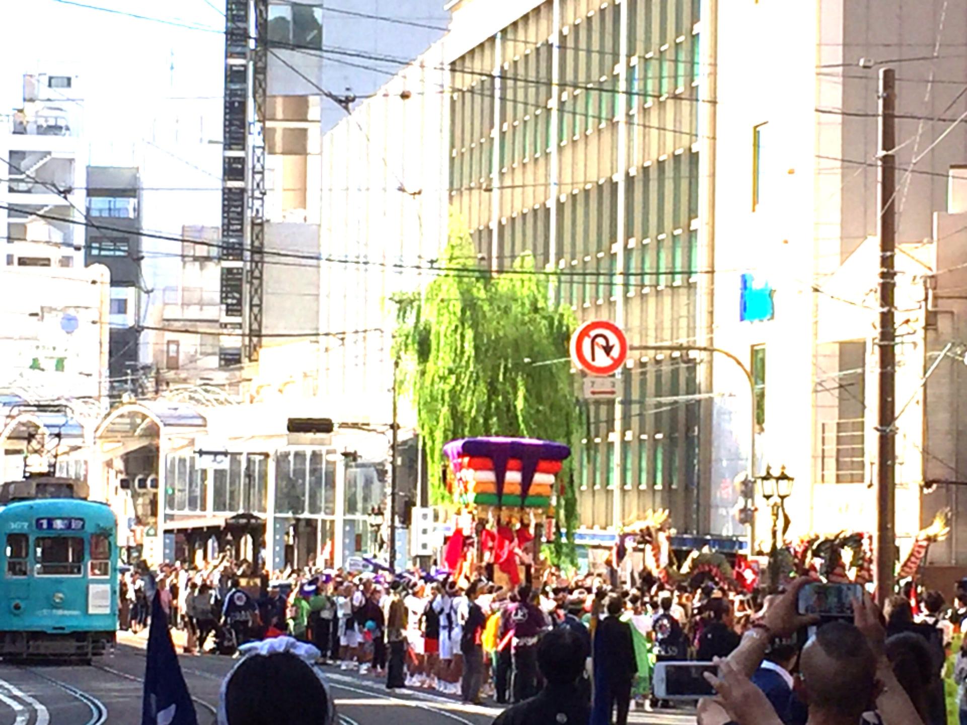 長崎くんち2016