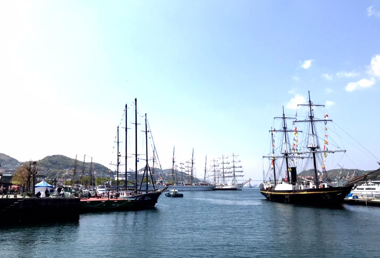 2019長崎帆船まつり